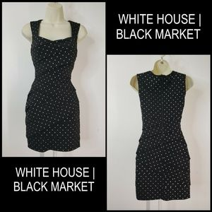 White House Black Market Instantly Slimming Dress